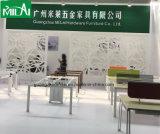 Nuevo Módulo de Fácil Montaje de Oficina Muebles de Oficina de Madera con Marco de Metal