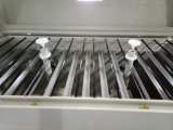 Sistema de teste de pulverização de sal combinado de umidade de temperatura