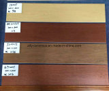 Mattonelle di legno del pavimento di ceramica del materiale da costruzione