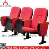 Disposizione dei posti a sedere piegante del Corridoio del teatro di alta qualità con il bracciolo Yj1616r