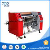 Máquina de alumínio Semi automática do rebobinamento da película de Foil&Cling