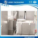 Jlj-650 Factory Supply High Speed Box Strap Strapping Machine