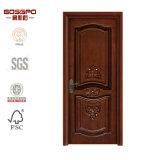 기술에 의하여 새겨지는 주문 침실 실내 단단한 나무로 되는 목제 문 (GSP2-039)
