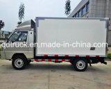 transportar pescado, verduras, leche, helado 1ton Frigorífico Camión de Carga
