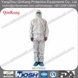 Housse de protection respirante microporue jetable et jetable pour protection industrielle