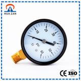 """Manómetro de cristal del tubo en forma de """"u"""" del contador de la presión de la presión inferior"""
