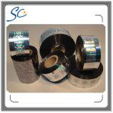 Scheda del PVC con la pellicola della sovrapposizione dell'ologramma