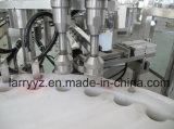 GF-4j llenado de aceite esencial tapar Máquina que capsula