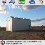 아프리카를 위한 직업적인 Light Steel Structure Warehouse/Workshop Manufacturer