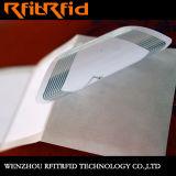 보석 안전을%s 허약하고 반대로 가짜 RFID 지능적인 꼬리표 또는 스티커 Hf