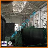 Olio residuo della gomma che ricicla la strumentazione di pianta di pirolisi