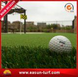 Verde mettente della migliore di qualità di fabbricazione della Cina del PE erba artificiale di golf