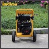 arandela de alta presión de la potencia 180bar de la gasolina 6.5HP con las ruedas