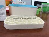 Коробки мороженного OEM коробка охладителя прессформы силиконовой резины коробки льда домодельной пластичная
