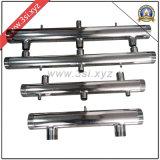 Múltiple del abastecimiento de agua en el acero inoxidable (YZF-E106)