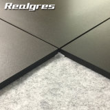 Mattonelle di ceramica Polished delle mattonelle di pavimento della porcellana nera eccellente piena del corpo