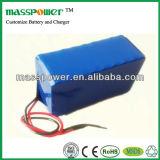 Перезаряжаемые батарея 24V 12ah для электрической батареи Bike