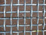 Malla de alambre prensado / malla de alambre de venta caliente