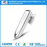 Fone de ouvido sem fio dos únicos auriculares de Bluetooth para o telefone móvel