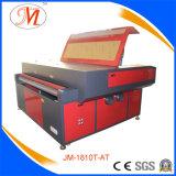 Auto cortador de alimentação do laser da esponja (JM-1810T-AT)
