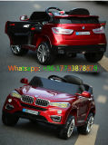 BMW 포도주 붉은색 색깔 원격 제어 아기 전차