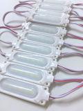 Luz do módulo do diodo emissor de luz no giroscópio da ponta do dedo