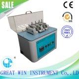 Machine de test télescopique en cuir supérieure électronique (GW-001B)