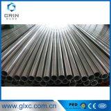 De gelaste Pijp TP304, 316 van het Roestvrij staal met de Certificatie van ISO
