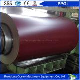 Bobine de PPGI/PPGL/Galvanized/Galvalume/Steel/feuille de toiture