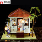 Funny Assemblying Model House Toy en bois