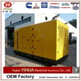 800kVA/640kw Wuxi 힘 엔진에 의해 강화되는 침묵하는 디젤 엔진 발전기 세트