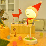 Cute Scarecrow LED Sensor pequeno Night Light Babay Kids