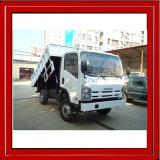 販売のための700p Isuzu中国のダンプ4X2の砂のダンプカートラックのダンプトラック