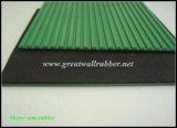 Strato di gomma antistatico costolato composito Gw5004