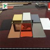 Espejo de cristal de plata Alulminium espejo del espejo del color para decorar