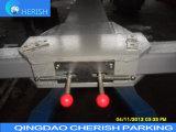 Подъем автомобиля портативного одиночного столба гидровлический