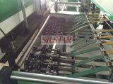 Automatischer Hochgeschwindigkeitsshirt-Beutel, der Maschine für 500 PCS/Min herstellt