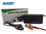 Carregador de bateria aprovado de RoHS 12V 7ah da venda quente de Suoer (SON-1207)