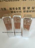Lingote de metal indio 99,999% precio de fábrica / indio lingote de indio Shot de China
