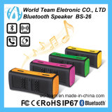 Mini altavoz sin hilos portable impermeable colorido de Bluetooth