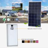 Painel solar policristalino 120W de eficiência elevada