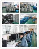 macchina fotografica ad alta velocità del CCD del laser PTZ dell'alloggiamento doppio HD di visione 2.0MP CMOS di giorno di 2.5km