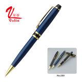 Crayon lecteur de bille à extrémité élevé de papeterie pour le cadeau promotionnel