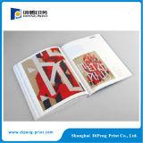 Buch-Drucken der Bindung-A5