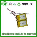 ポリマー李イオン電池3.7V 1400mAh (802243)のリチウムポリマー電池の/Lithiumイオン電池