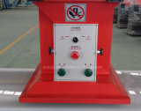 máquina principal de viagem hidráulica da borracha da estaca da Quatro-Coluna da precisão 35t