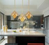Nueva lámpara pendiente de cristal de Hotsale para la luz del colgante de la decoración del restaurante