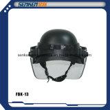 Casque d'émeute du matériau M88 d'ABS de Senken anti