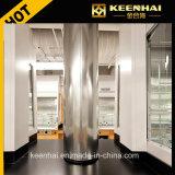 Revêtement de fléau poli par miroir décoratif d'acier inoxydable de fini
