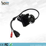 Ojo de seguridad CCTV lente 1.78mm Effio-P 700TVL CCD color de la cámara Mini